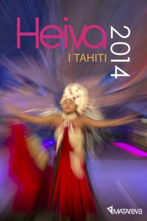 Livre Heiva I Tahiti 2014