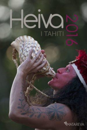 Livre Heiva I Tahiti 2016