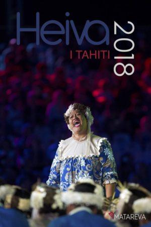 Livre Heiva I Tahiti 2018