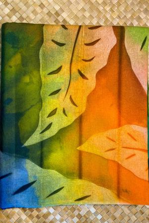 Couverture Pareo peint