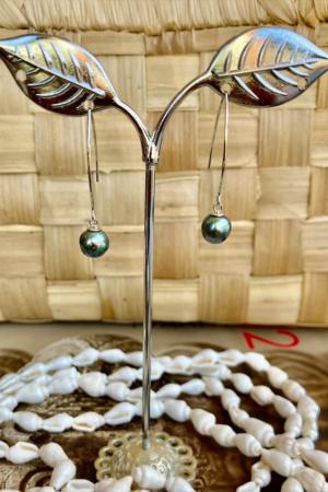 Boucle d'oreille « Tahitian Hook »