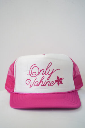 Casquette Onlyvahine rose