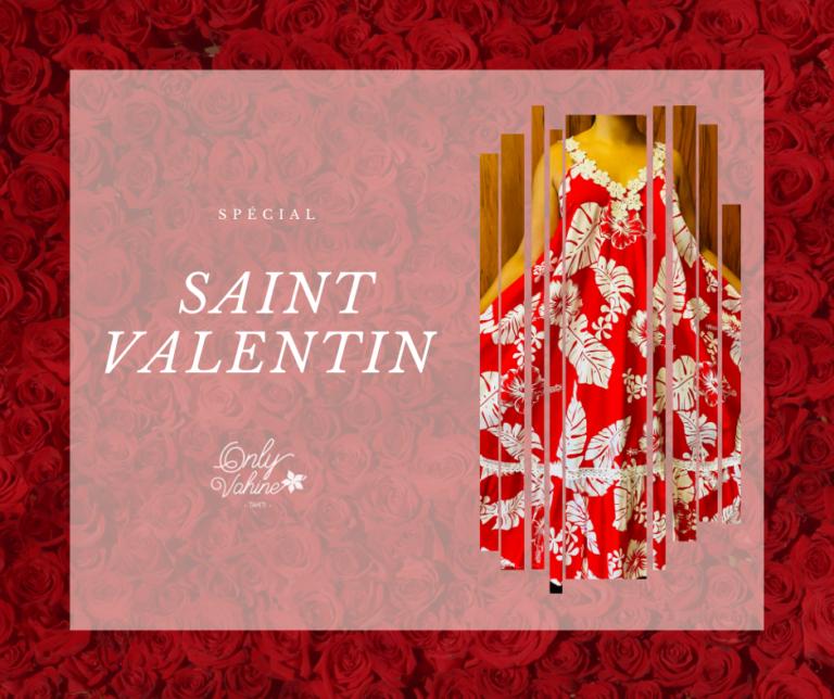 Read more about the article La Saint Valentin