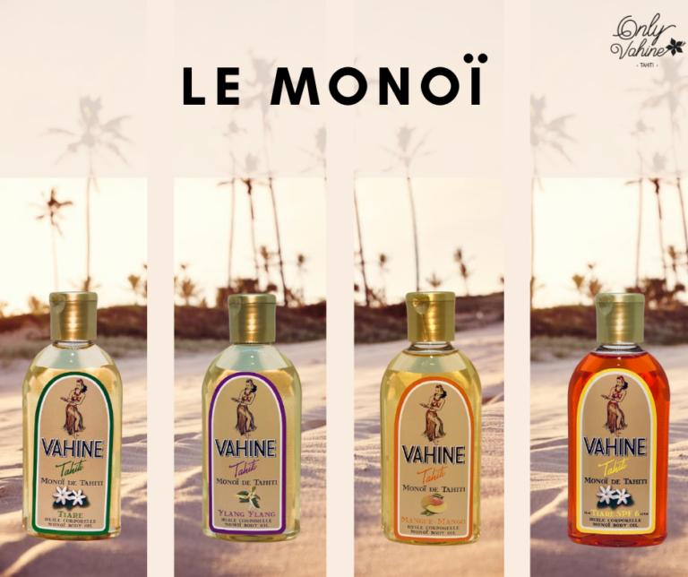 Read more about the article Le monoï