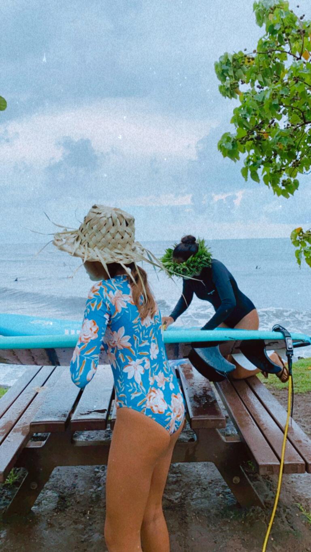 Read more about the article Le surf en mode Vahine
